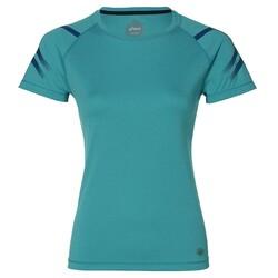 Asics - Asics 154540 İcon Ss Kadın T-shirt (Thumbnail - )