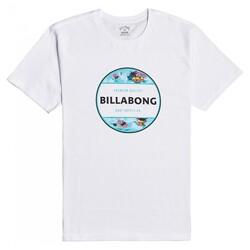 Billabong - Billabong U1Ss63 Rotor Fill Ss Lacivert Erkek T-Shirt (Thumbnail - )