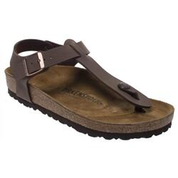 Birkenstock - Birkenstock Kairo Bf Parmak Arası Kadın Sandalet (Thumbnail - )
