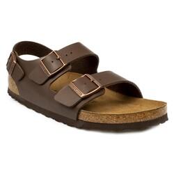 Birkenstock - Birkenstock Milano Erkek Sandalet (Thumbnail - )