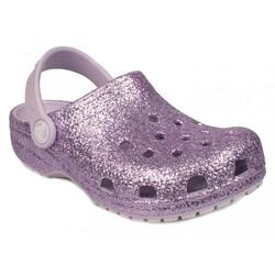 Crocs - Crocs 205441 Classic Glitter Clog K Unisex Terlik (Thumbnail - )