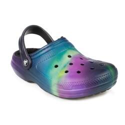 Crocs - Crocs 206706 G Classiclnd Out Of This Wrld Cg Kadın Terlik (Thumbnail - )