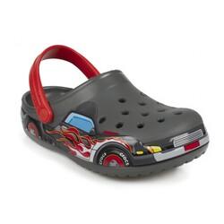 Crocs - Crocs 207074 K Fltruckbandclog K Erkek Çocuk Terlik (Thumbnail - )