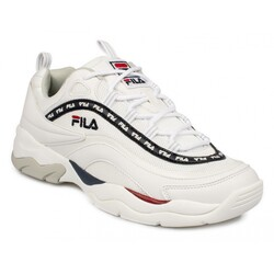 Fila - Fila 1010921 M Ray Mesh Erkek Spor Ayakkabı (Thumbnail - )