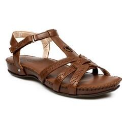 Forelli - Forelli 23109 Z Kadın Sandalet (Thumbnail - )