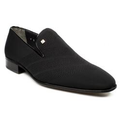Fosco - Fosco 1010M Nakişli Klasik Erkek Ayakkabı (Thumbnail - )