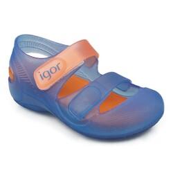 Igor - Igor 10146 Bondi Biscolor Lacivert Çocuk Sandalet (Thumbnail - )