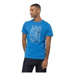 Jack Wolfskin - Jack Wolfskın 1806961 Atlantic Ocean T M T Erkek T-Shirt (Thumbnail - )