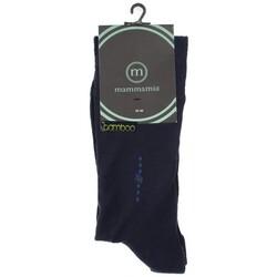 Mammamia - Mammamia D19Kp-100 Bamboo Erkek Uzun Çorap (Thumbnail - )
