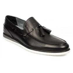 Marcomen - Marcomen 11426 Hakiki Deri Fashion Erkek Ayakkabı (Thumbnail - )