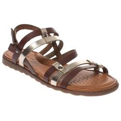MSM Trend Sandals - Msm Trend Sandals 2255 Casual Kız Çocuk Sandalet (Thumbnail - )