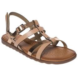 MSM Trend Sandals - Msm Trend Sandals 2258 F Çapraz Bant Çocuk Sandalet (Thumbnail - )
