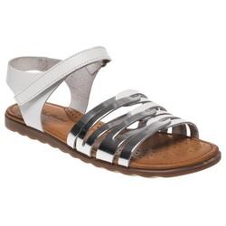 MSM Trend Sandals - Msm Trend Sandals 2268 Cırtlı Kız Çocuk Sandalet (Thumbnail - )