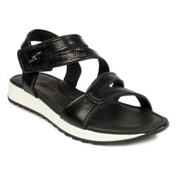 Piarmoni - Piarmoni Msm Trend Sandals 2291 Cırtlı Kız Çocuk Sandalet (Thumbnail - )