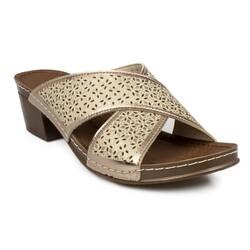 Muya - Muya 30230 Fashion Topuklu Kadın Terlik (Thumbnail - )