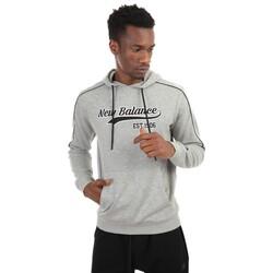 New Balance - New Balance Mph003 Nb Team Hoodie Erkek Sweatshirt (Thumbnail - )