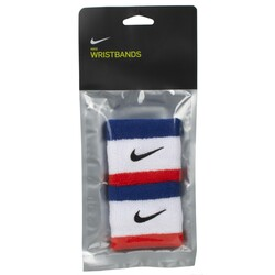 Nike - Nike N0001565620 Nike Swoosh Wristbands Unisex Spor Bileklik (Thumbnail - )