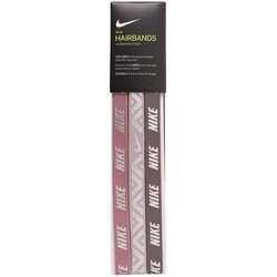 Nike - Nike N0002504984 Metallic Headbands Assorted 3 lü Spor Saç Bandı (Thumbnail - )