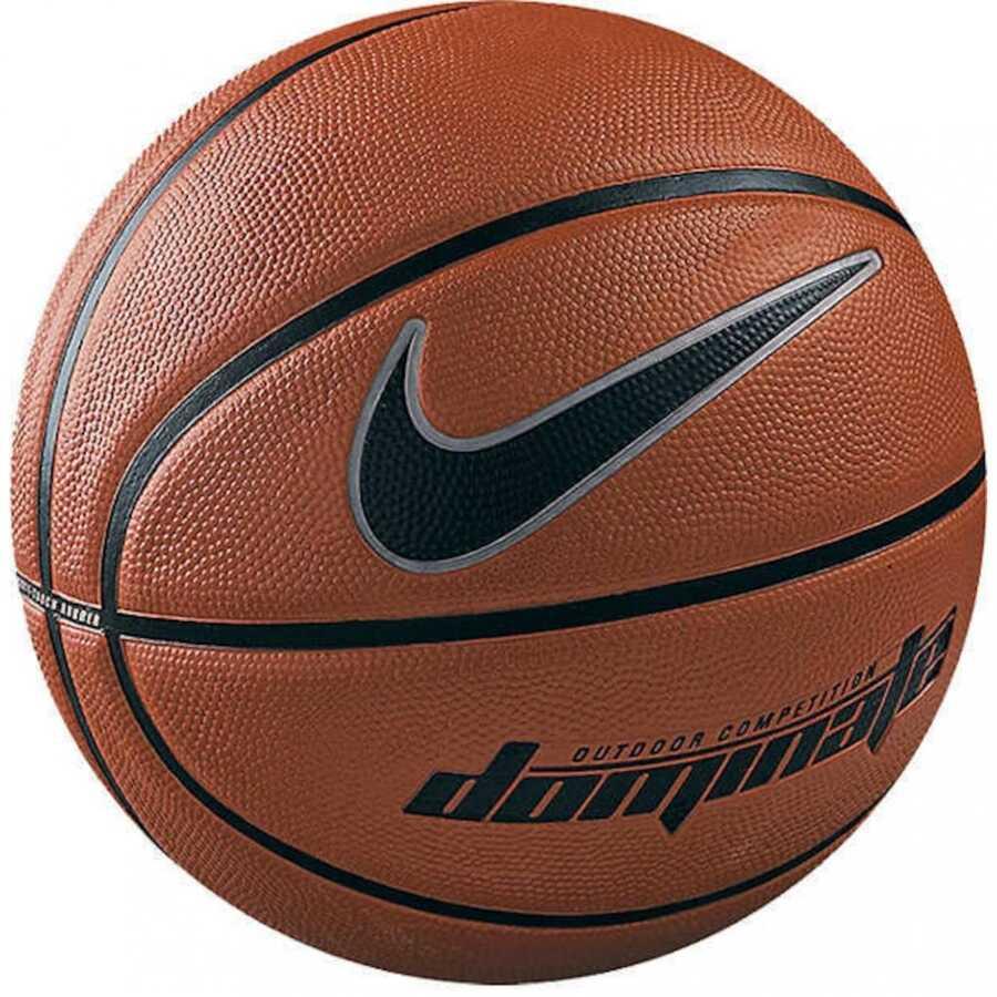 Nike NKI0084705 Dominate 8P Amber No5 Mini Basketbol Topu