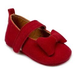 Petit Peton - Petit Mignon Yeni Doğan Kız Çocuk Ayakkabı (Thumbnail - )