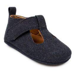 Petit Peton - Petit Peton Arrets Yeni Doğan Kız Çocuk Ayakkabı (Thumbnail - )