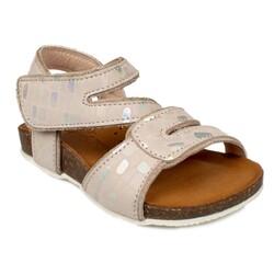 Piarmoni - Piarmoni Msm Trend Sandals 2133 B Cırtlı Çocuk Sandalet (Thumbnail - )