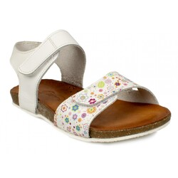 Piarmoni - Piarmoni Msm Trend Sandals 2286 P Cırtlı Çocuk Sandalet (Thumbnail - )