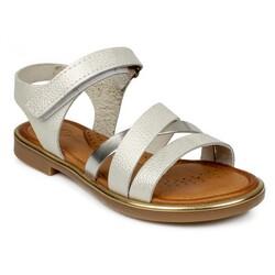 Piarmoni - Piarmoni Msm Trend Sandals 2325 Cırtlı Kız Çocuk Sandalet (Thumbnail - )