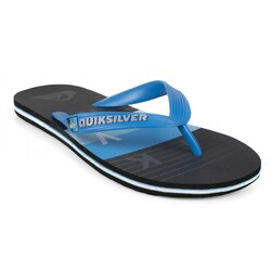 Quiksilver - Quiksilver Aqbl100425 Molokai Word Block Youth Erkek Çocuk Terlik (Thumbnail - )