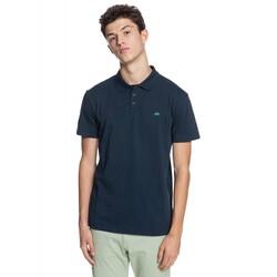 Quiksilver - Quiksilver Eqykt04094 Essentials Polo Erkek T-Shirt (Thumbnail - )