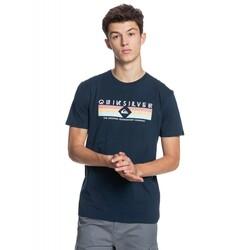 Quiksilver - Quiksilver Eqyzt06323 Distant Shores Ss Erkek T-Shirt (Thumbnail - )