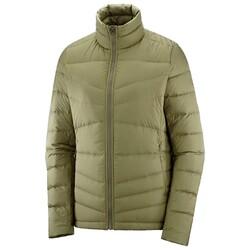 Salomon - Salomon LC1389700 Transition Down Jacket W Kadın Mont (Thumbnail - )