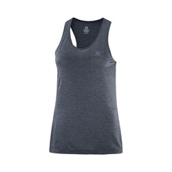 Salomon - Salomon Lc1483800 Agile Tank W Kadın Spor Atlet (Thumbnail - )