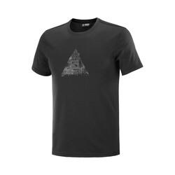 Salomon - Salomon Lc1523900 Explore Blend Tee M Erkek T-Shirt (Thumbnail - )