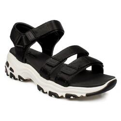 Skechers - Skechers 31514 Z D'lites Fresh Catch Kadın Sandalet (Thumbnail - )