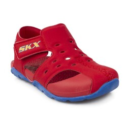 Skechers - Skechers 92330 N Side Wave Erkek Çocuk Sandalet (Thumbnail - )