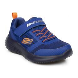 Skechers - Skechers 98302L Bounder-Zallow Erkek Çocuk Spor Ayakkabı (Thumbnail - )