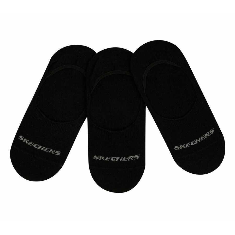 Skechers S192134 Show Socks 3 Pack Unisex Çorap