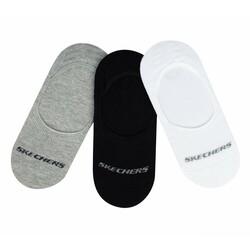 Skechers - Skechers S192134 Show Socks 3 Pack Unisex Çorap (Thumbnail - )
