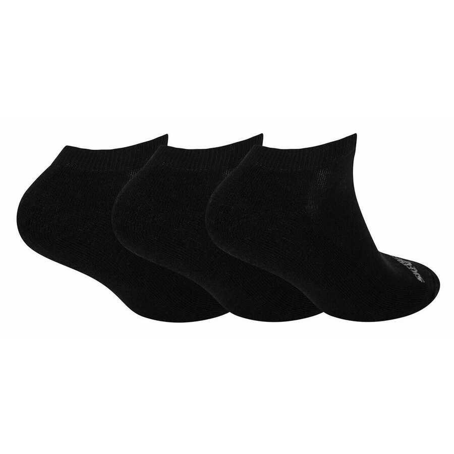 Skechers S192137 Low Cut Socks 3 Pack Unisex Çorap