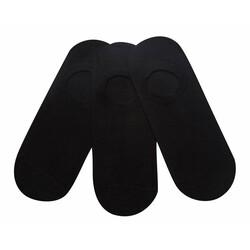Skechers - Skechers S192225 Snkrs Socks 3 Pack Unisex Babet Çorap (Thumbnail - )