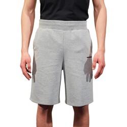Skechers - Skechers S201013 Lightweight Fleece M Raw Edge Erkek Şort (Thumbnail - )