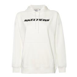 Skechers - Skechers S202022 Lw Fleece W Hoodie Sweat Kadın Sweatshirt (Thumbnail - )