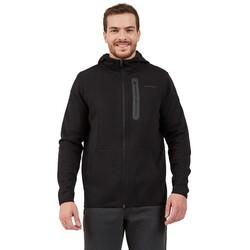 Skechers - Skechers S202095 2X İ-Lock M Printed Zip Hoodie Erkek Ceket (Thumbnail - )