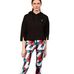 Skechers - Skechers S211277 Lw Fleece W Hoodie Kadın Sweatshirt (Thumbnail - )