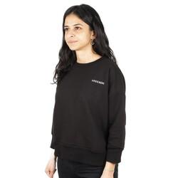 Skechers - Skechers S211281 Lw Fleece W Crew Neck Kadın Sweatshirt (Thumbnail - )