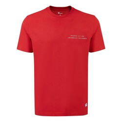 Skechers - Skechers S211567 Graphic Tee M Crew Neck T-Shirt Erkek Giyim (Thumbnail - )