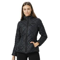 Skechers S212001 W Capitone Hooded Jacket Kadın Mont - Thumbnail