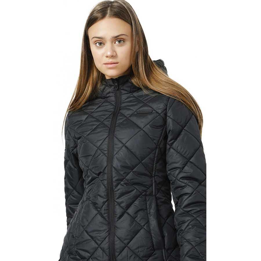 Skechers S212001 W Capitone Hooded Jacket Kadın Mont