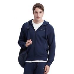 Skechers - Skechers S212267 New Basics M Full Zip Hoodie Erkek Sweatshirt (Thumbnail - )